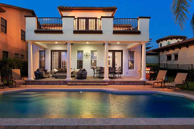 Capitalise on the booming Florida villas market