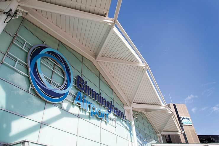Birmingham Airport LWD 2565 23.
