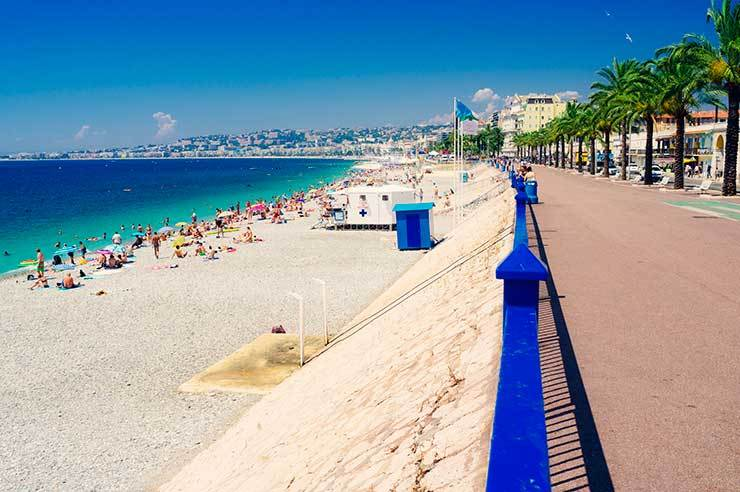 Air France will offer a link to Nice this summer (Credit: iStock)
