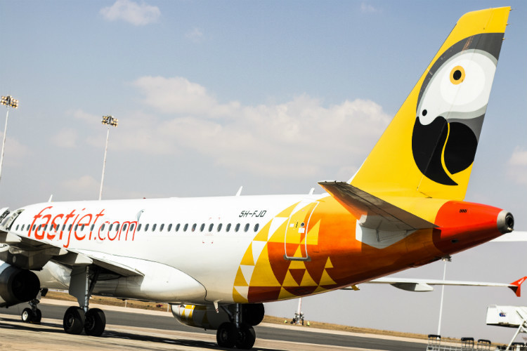 Fastjet facing race against time to secure future