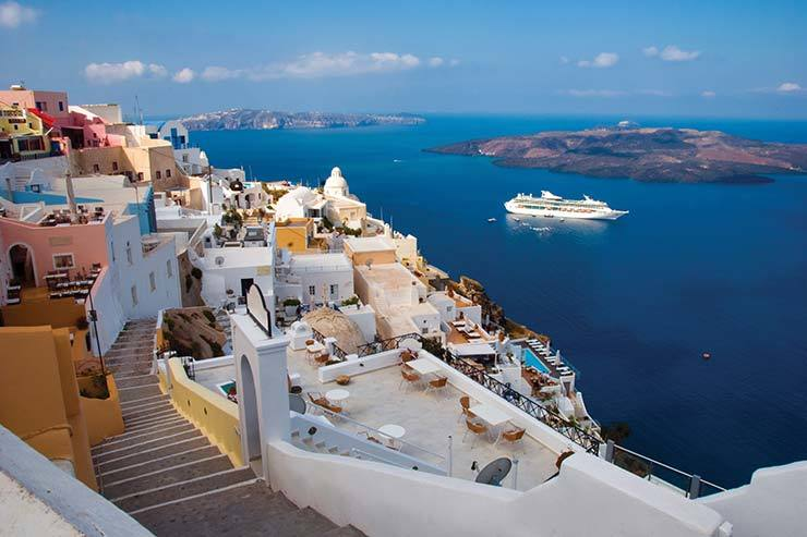 Jet2 will be flying to Santorini next summer