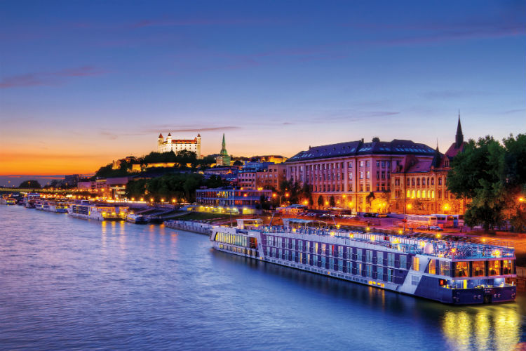 Agents' Danube cruise training module launched by AmaWaterways