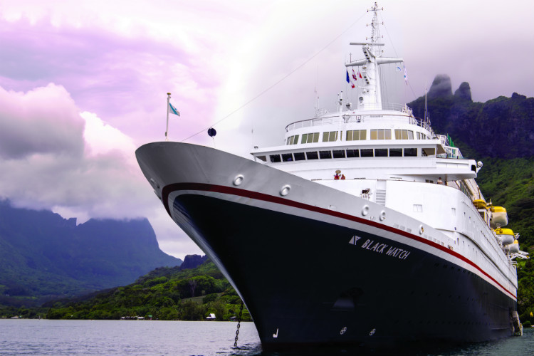 Fred Olsen to fly guests home after fire onboard ship