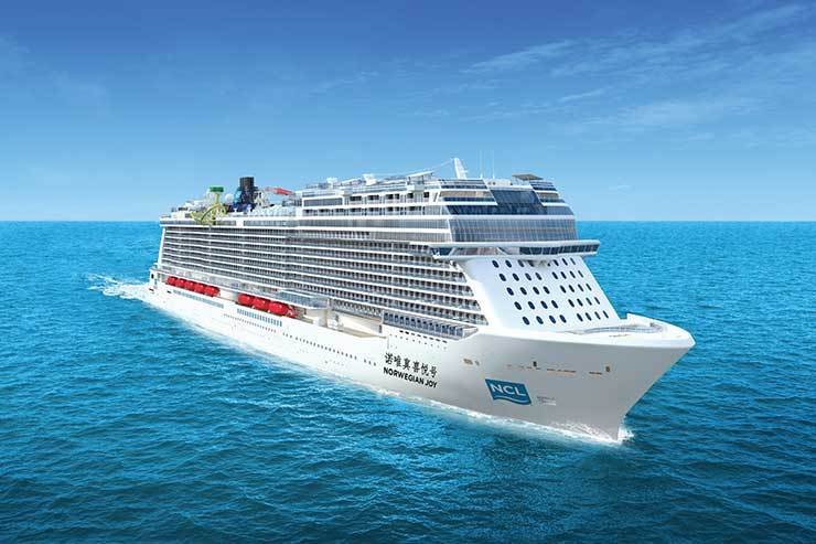 Norwegian Joy Ship