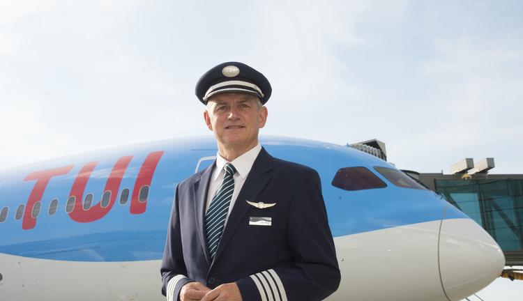 Tui Thomson Airways Boeing 787-9 Dreamliner