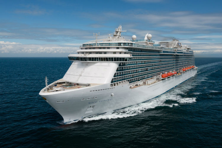 Princess Cruises to offer £1 deposits - for one day only