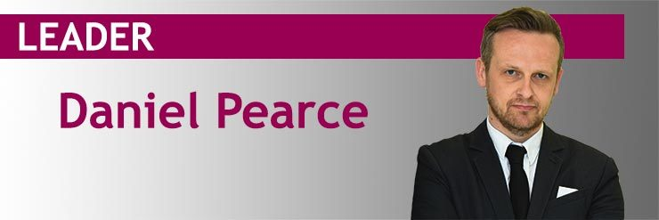 Daniel Pearce Leader