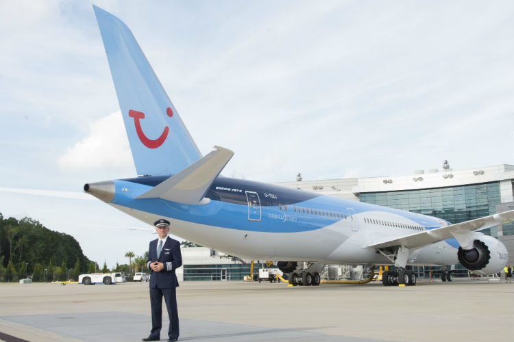 Tui and Etihad in European airline talks