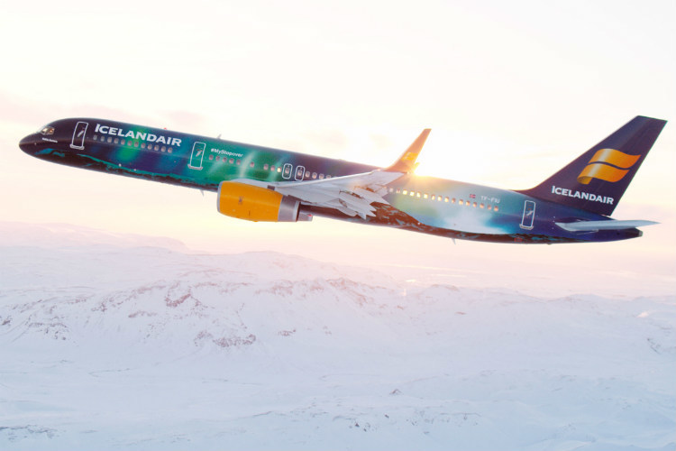 Icelandair offers Facebook Messenger bookings