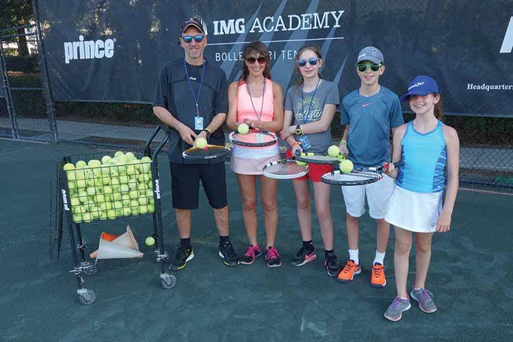 An ace Florida tennis holiday to sell