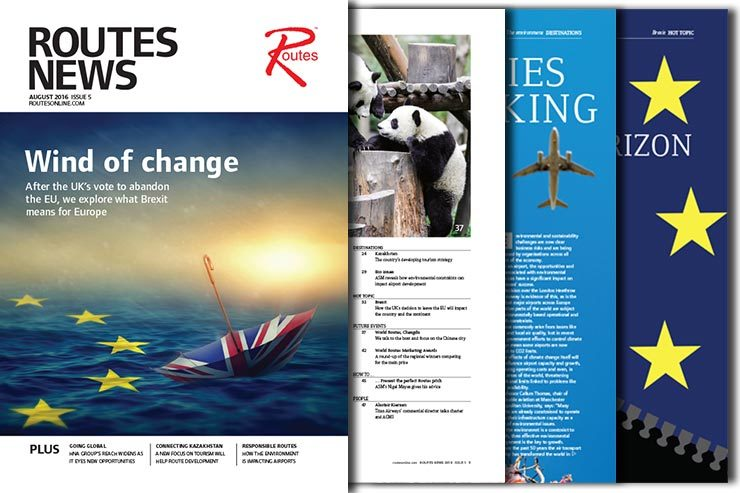 Read Routes News 5 online