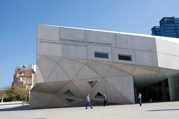 Fringe theatre and unusual architecture - a look at Israel's most arty city
