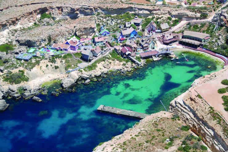 Five dive sites in Malta