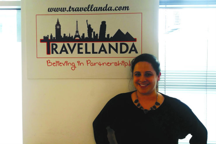Meet the Rep: Travellanda's Melanie Derakhshan