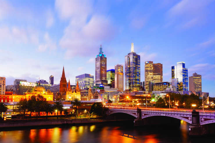 Victoria in Australia, which includes Melbourne, is going into a five-day lockdown