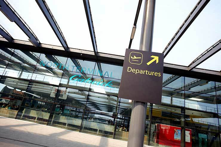 Unite says it could ballot members on strike action at Gatwick in spring