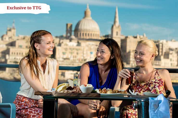 Win a trip to Malta this autumn