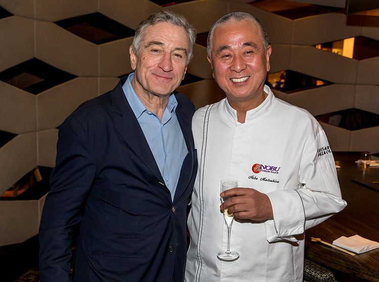 Robert De Niro opening hotels in London and Miami