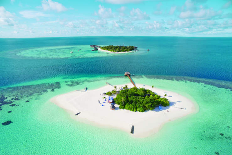 Vows with wows: The private islands offering couples the ultimate romantic retreat