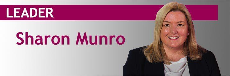 Sharon Munro Opinion 2016