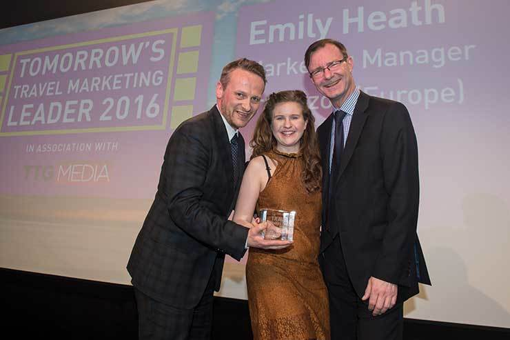 Travel Marketing Awards winner 2016