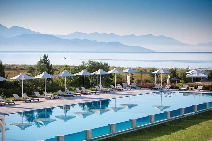 Buca Beachclub pool