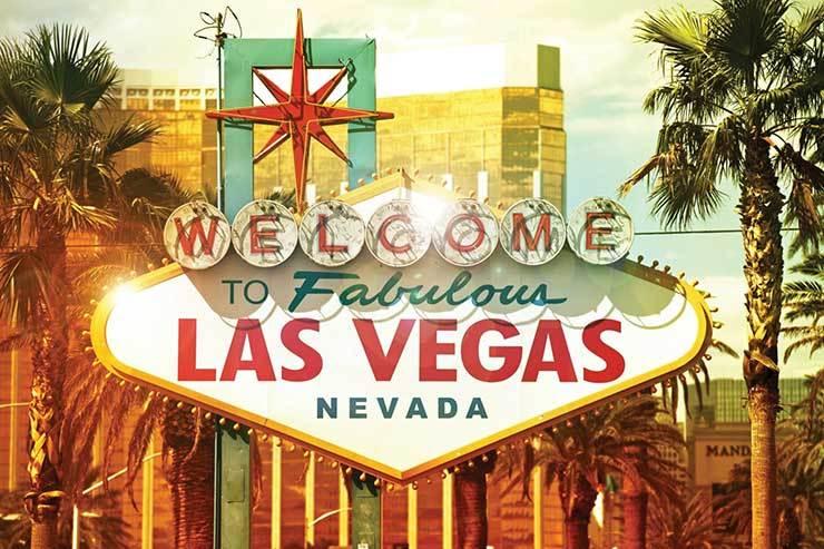 Fabulous Vegas sign