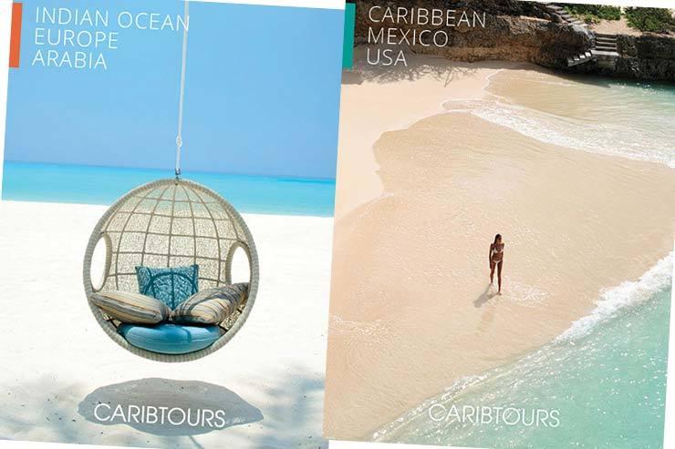 Caribtours brochures