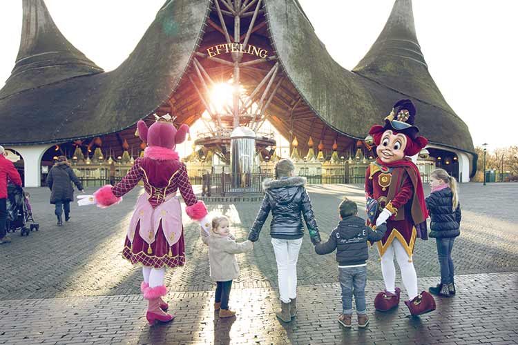 Find your happy ever after in Efteling