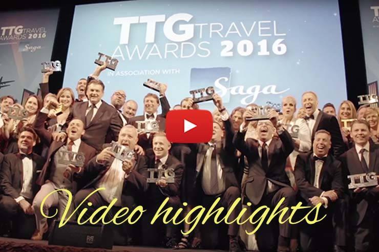 TTG Travel Awards 2016 video highlights