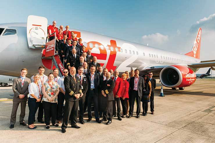 Jet2.com bags Cook slots at Manchester, Birmingham and Stansted