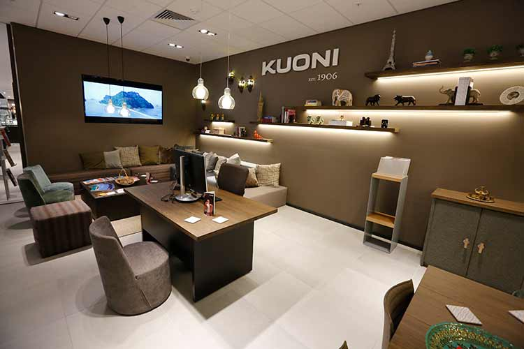 Ttg News Kuoni Opens John Lewis Concession In Chelmsford