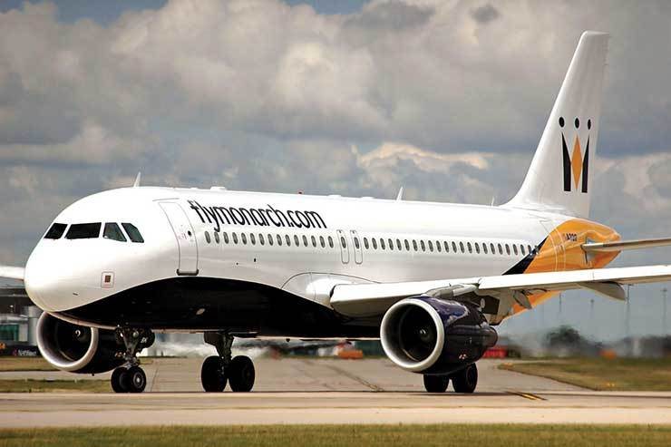 Monarch reported to be in Atol talks with CAA