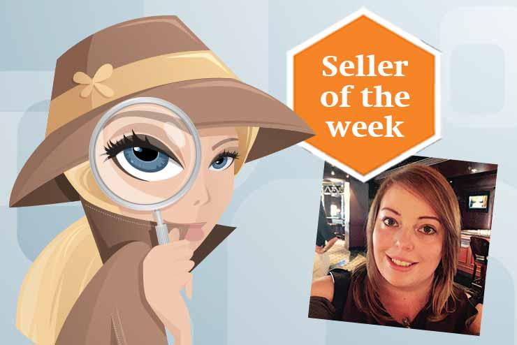 Seller of the week: Rachel Paine