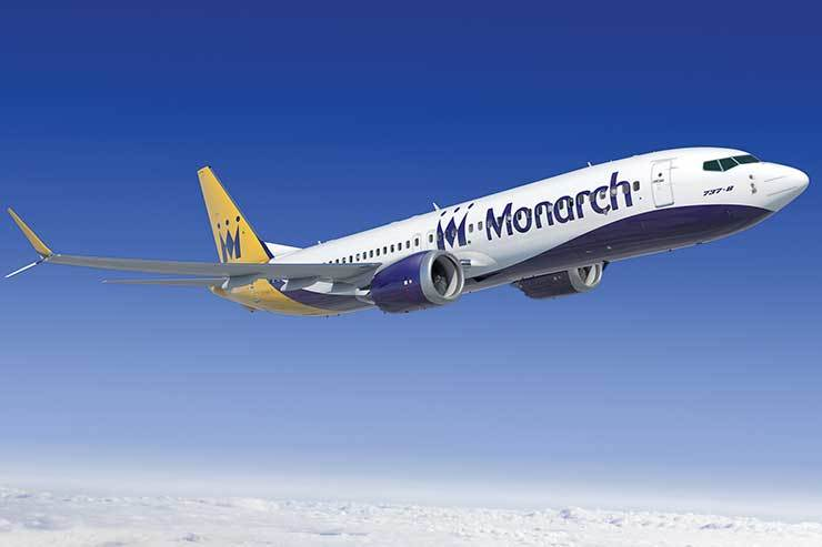 Updated: Monarch granted a 12-day extension to its Atol by the CAA