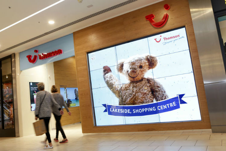 Tui to 'open new shops in the UK'