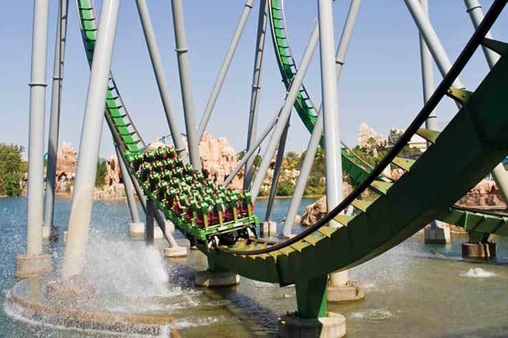 Orlando rollercoaster ride iStock_4770289