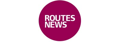 Routes News button