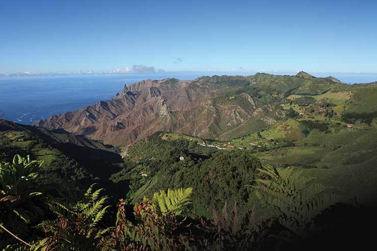 Small airports - St Helena
