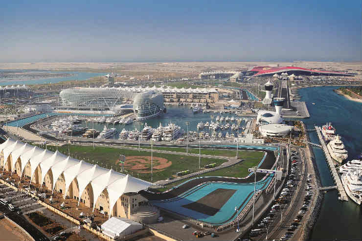 Win a trip for two to Abu Dhabi