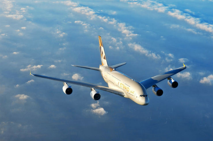 Etihad launches 'hand baggage only' economy fare