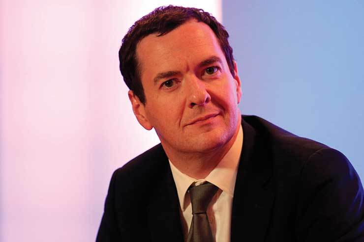 George Osborne. Credit: Press Association
