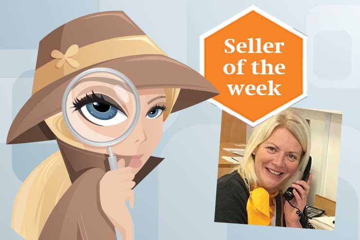 Seller of the week, Sue Brown, Thomas Cook