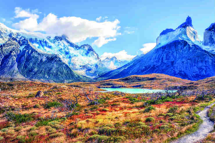 Set your clients' sights on South America
