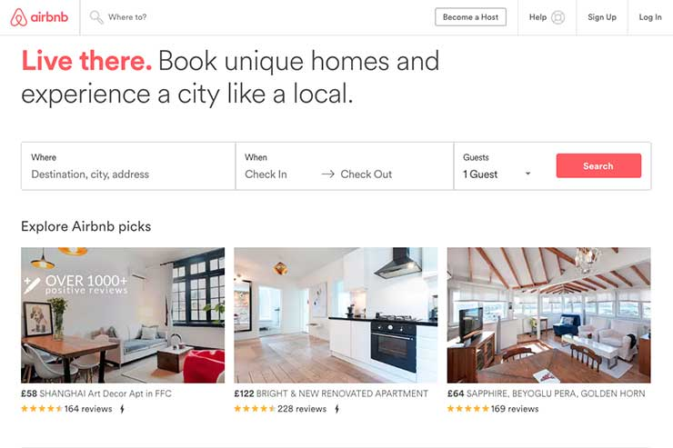 Ttg News Airbnb Confirms Move Towards Flight Booking Space With