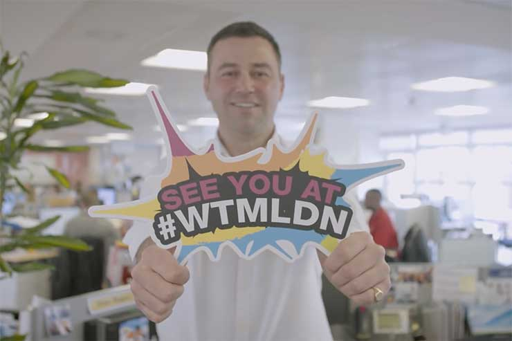 Are you ready for WTM London 2016?