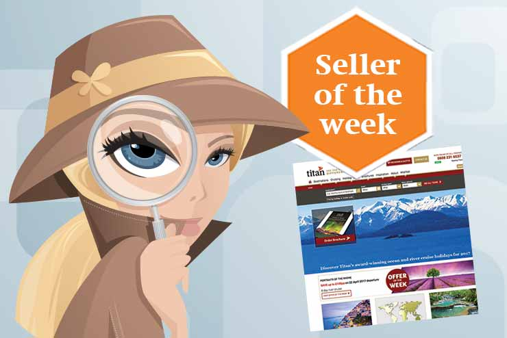 Seller of the week: Titan Travel