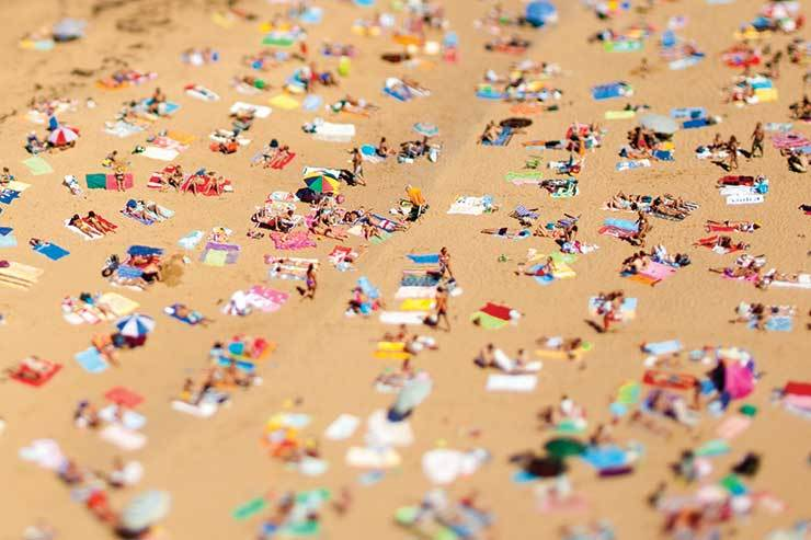 The destination tracker will highlight the Covid danger levels in holiday destinations (pic iStock)