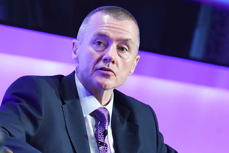 Walsh will step down from the role of IAG CEO on 26 March