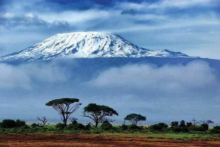 Mount Kilimanjaro, Tanzania iStock_23958013